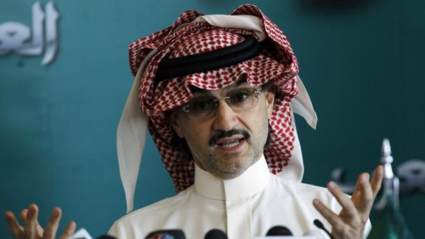سعودی ارب پتی شہزادہ ولید بن طلال رہا