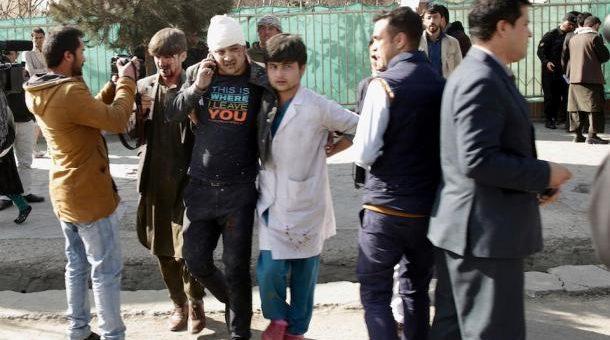 افغان دارالحکومت دھماکوں سے لرز اٹھا، 40 افراد جاں بحق