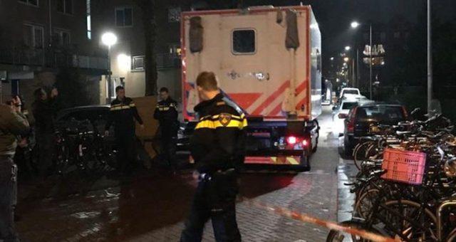 ایمسٹرڈیم میں فائرنگ سے ایک شخص ہلاک ، دو زخمی