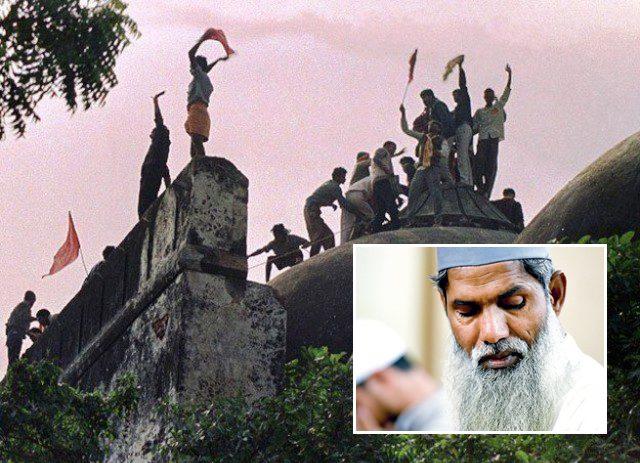 بابری مسجد شہید کرنے والے نے اسلام قبول کر لیا