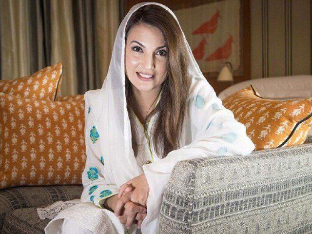 ریحام خان کے عمران خان پر سنگین الزامات