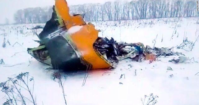 روسی مسافر بردار طیارہ حادثے کا شکار، کوئی زندہ نہ بچ سکا
