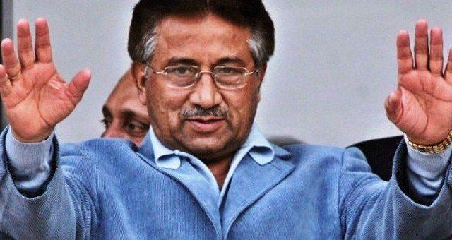 پرویز مشرف ایم کیو ایم کی صدارت کے امیدوار بن گئے