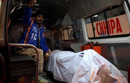 کراچی: ٹارگٹ کلنگ میں چینی باشندہ ہلاک