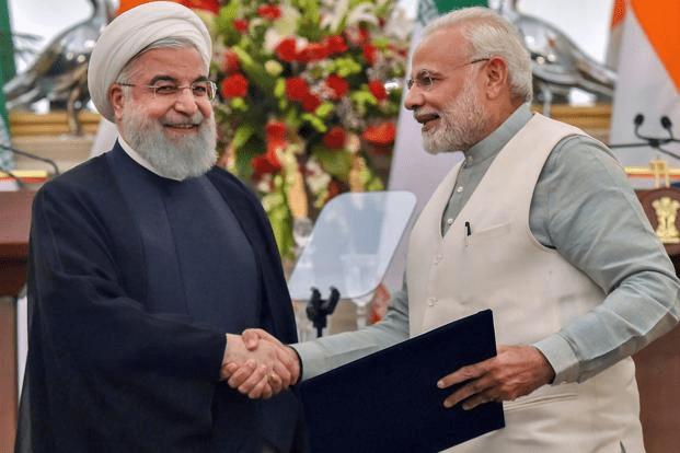 پاکستان کی مخالفت، ایران اور بھارت ایک ہوگئے
