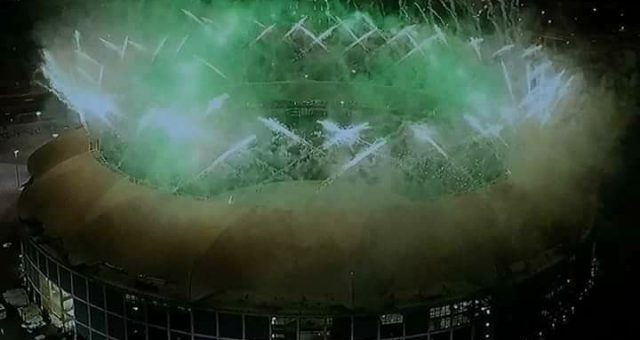 پاکستان سپر لیگ سیزن تھری کا رنگا رنگ آغاز