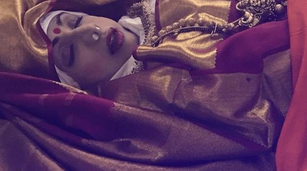 بھارتی اداکارہ سری دیوی کا آخری سفر