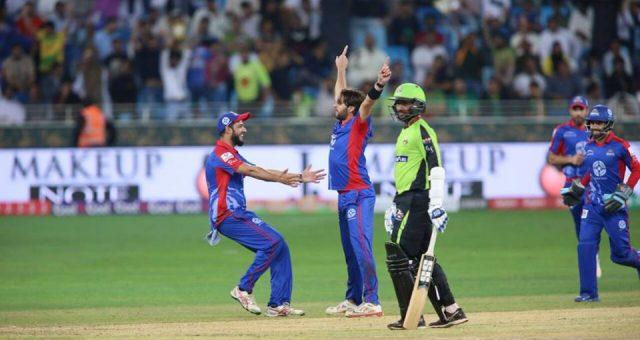 لاہور قلندرز کو کراچی کنگز کے ہاتھوں ذلت آمیز شکست