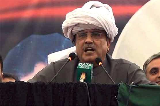 نواز شریف پاکستان کے لیے ناسور ہے، زرداری