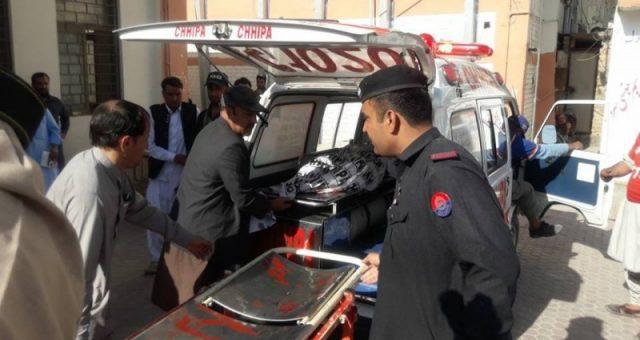 کوئٹہ : ڈی ایس پی کی گاڑی پرحملہ 2 اہلکار جاں بحق