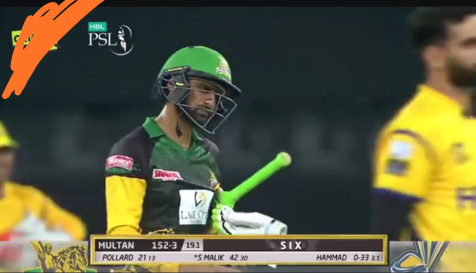 PSL 2018 : پہلے میچ میں ملتان سلطان نے پشاور زلمی کو 7 وکٹوں سے ہرا دیا