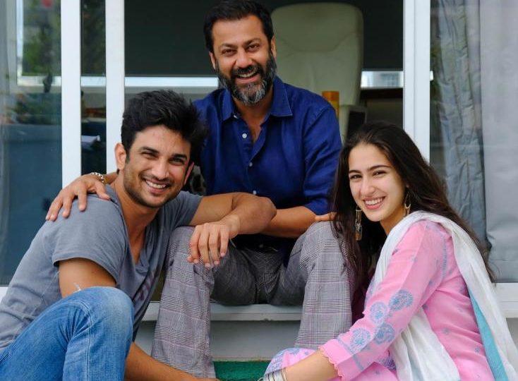 سیف علی خان کی بیٹی سارہ فلموں میں جلوہ گرہونگی