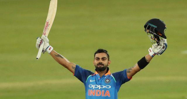 کوہلی کی ایک اور سنچری، بھارت نے جنوبی افریقہ کو 8 وکٹوں سے ہرا دیا