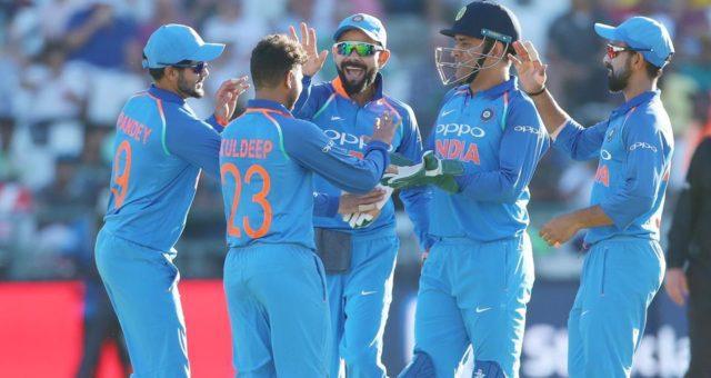 بھارت کے ہاتھوں جنوبی افریقہ کو ایک اور شکست