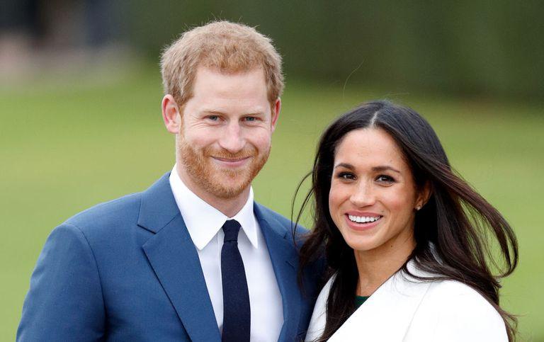 پرنس ہیری کی شادی، کارڈ چھپ گئے
