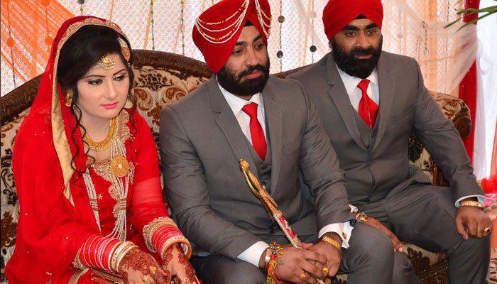 'آنند کراج ایکٹ' کے تحت سکھ شادیوں کی رجسٹریشن، پاکستان پہلا ملک بن گیا