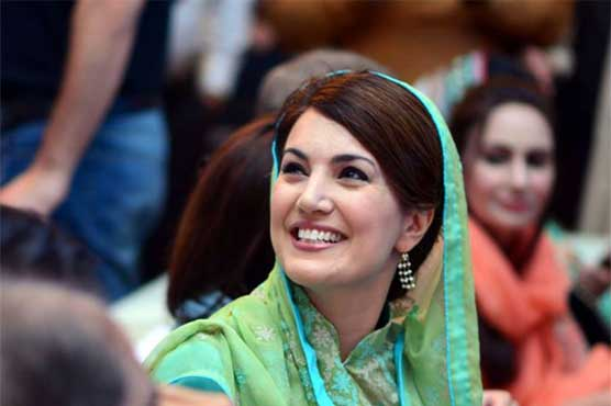 پاکستان میں خواتین سیاستدانوں کو جنسی طور پر ہراساں کیا جاتا ہے، ریحام خان