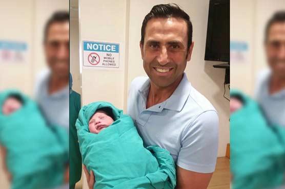 یونس خان کے گھر آیا ایک اور ننھا مہمان، دوسرے بیٹے کے باپ بن گئے