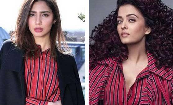 کون زیادہ خوبصورت ماہرہ خان یا ایشوریہ رائے؟