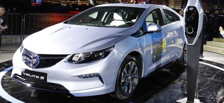 چائنیز کمپنی کا پاکستان میں الیکٹرک گاڑیاں متعارف کروانے کا اعلان
