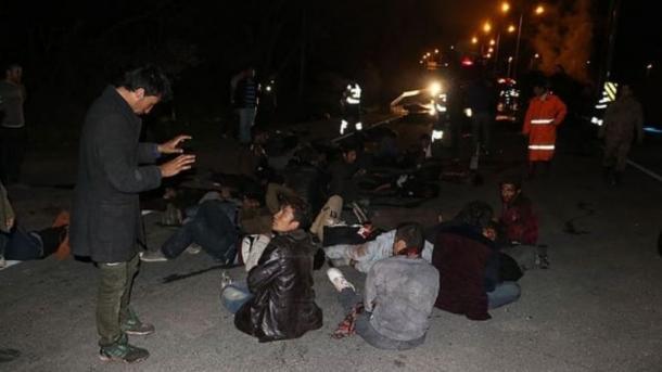 ترکی میں بس حادثہ، پاکستانیوں سمیت 17 افراد جاں بحق