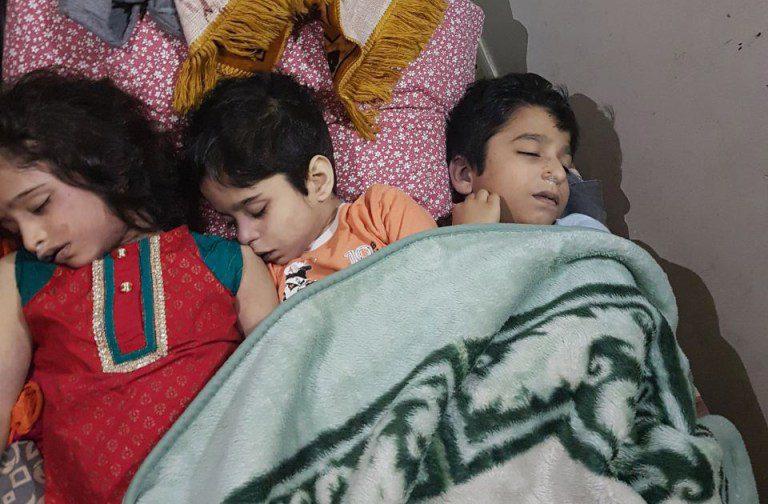 لاہور میں لرزہ خیر واقعہ، تین کمسن بہن بھائی گلا دبا کر قتل