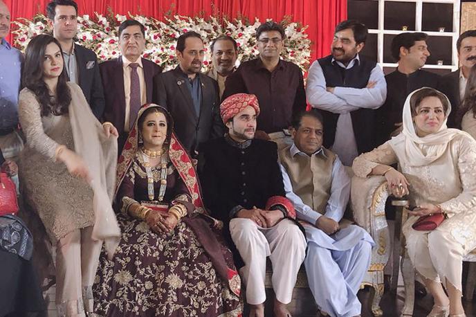 مشہور اینکر ثناء مرزا بھی رشتہ ازدواجی میں منسلک ہو گئیں