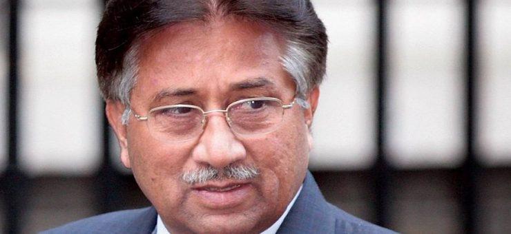 پرویز مشرف کی انٹرپول سے گرفتاری اور پاسپورٹ معطلی کا حکم