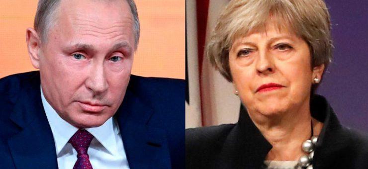 زہر دینے کا الزام، برطانیہ نے 23 روسی سفارتکاروں کو ملک چھوڑنے کا حکم دے دیا