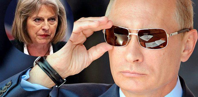 جوابی وار، روس نے بھی برطانیہ کے 23 سفارتکار ملک بدر کر دیئے