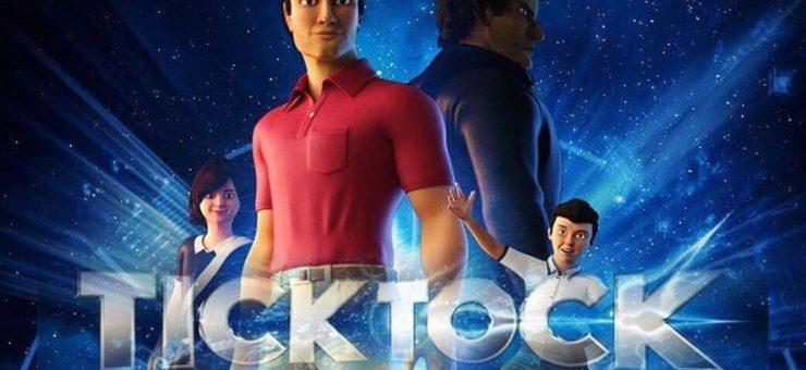 'ٹک ٹاک' پاکستانی کی پہلی اینیمیٹڈ فلم ریلز