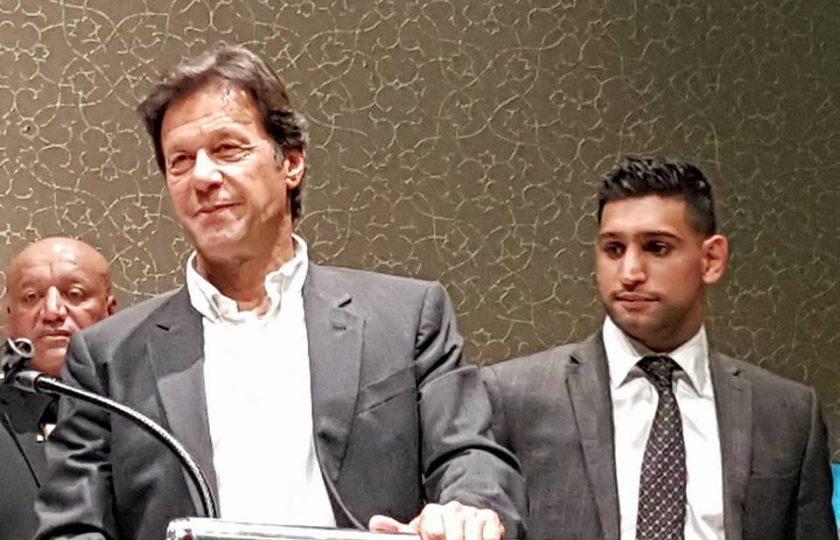 عمران خان نے آدھے گھنٹے میں کتنا چندہ اکٹھا کیا؟ جان کر آپ کے ہوش اڑ جائیں