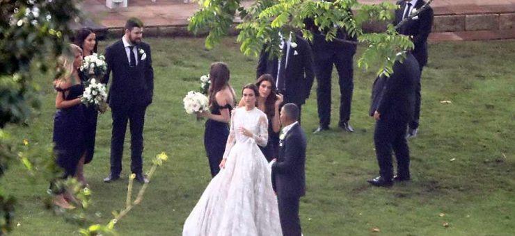 آسٹریلوی کرکٹر عثمان خواجہ نے نومسلم منگیتر سے شادی کر لی، تصاویر منظر پر
