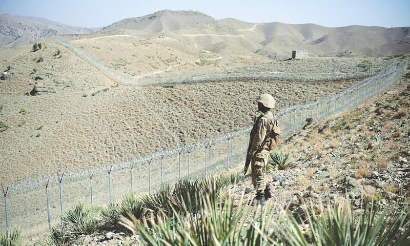 افغانستان سے حملہ، دو پاکستانی جوان شہید