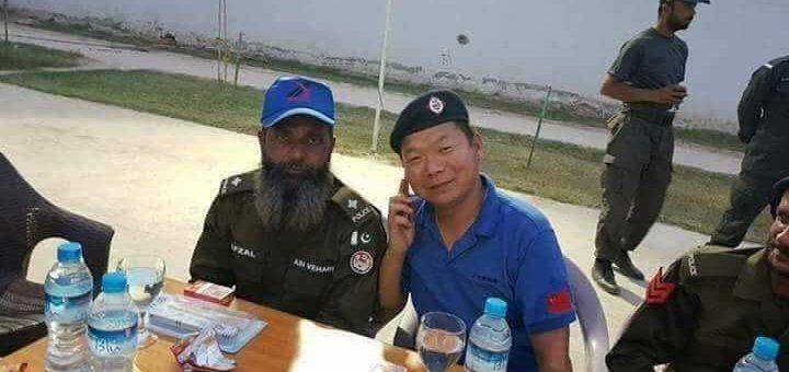 چائنیز انجینئرز نے معافی مانگ لی، پنجاب پولیس اور چائنیز انجینئرز میں صلح