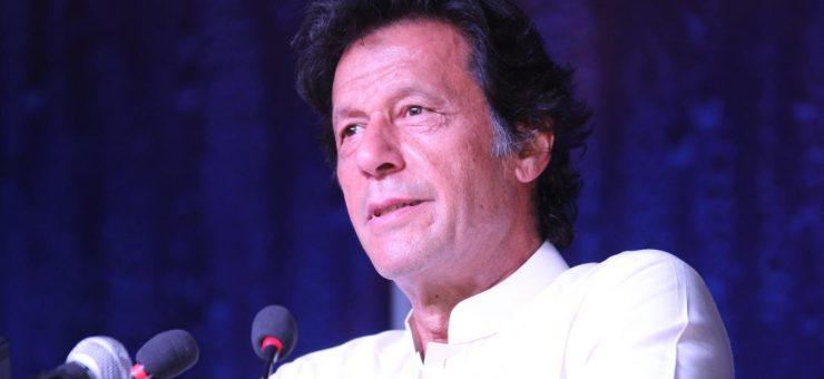 عمران خان کا نوجوان کے ساتھ سلوک، سب حیران و پریشان