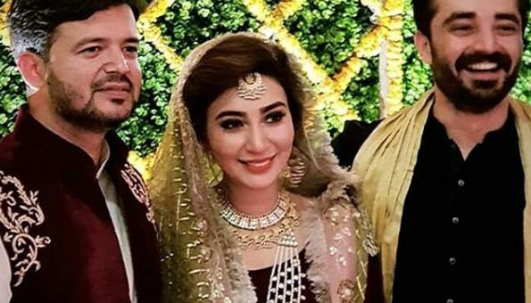اداکارہ عائشہ خان کی مہندی کی تصاویر اور ویڈیو منظر پر، دیکھیں کون کون شریک ہوا