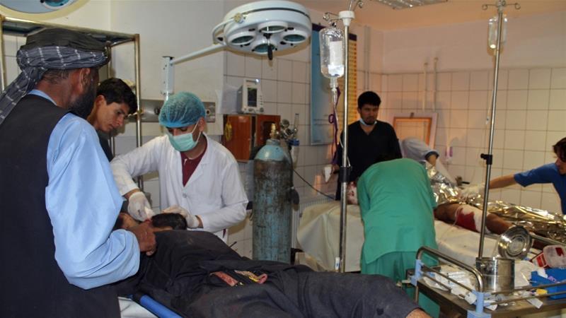 افغانستان، مدرسے پر امریکی مزائل حملہ، 100 سے زائد طالب علم شہید