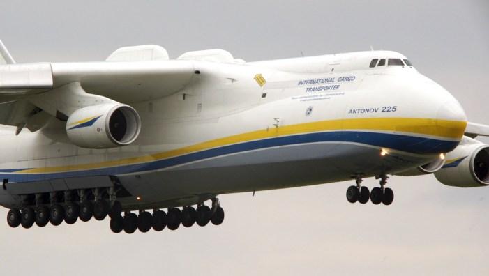 دنیا کے سب بڑے ہوائی جہاز کی کراچی لینڈنگ