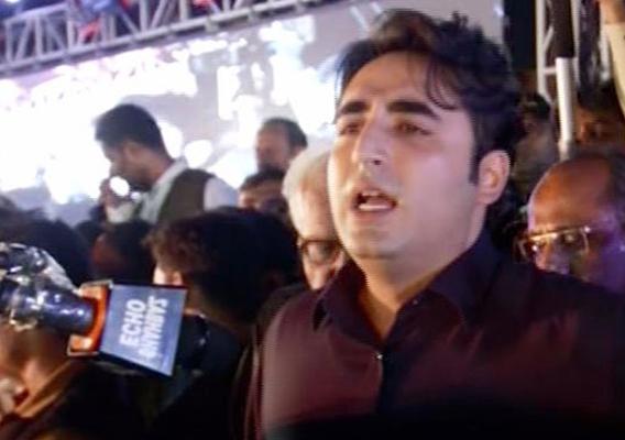 کراچی کو پہلے الطاف حسین اب عمران خان سے خطرہ ہے: بلاول بھٹو