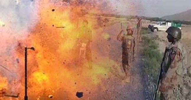 کوئٹہ میں دہشتگردی، سیکیورٹی فورسز پر خوفناک حملہ، 5 اہلکار شہید