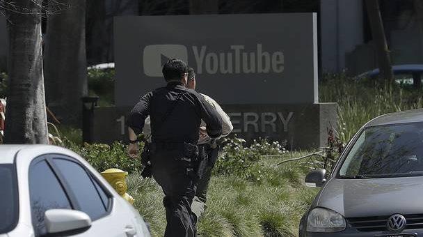 یوٹیوب ہیڈ کوارٹرپر حملہ،1 ہلاک کئی زخمی