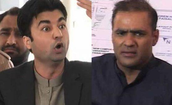 بجٹ اجلاس، مراد سعید اور ن لیگ کے عابد شیر علی کی لڑائی، ویڈیو دیکھیں