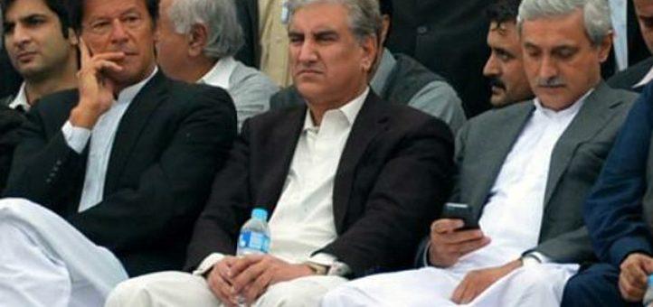 پی ٹی آئی میں بڑا پھڈا پڑ گیا، عمران خان دو بڑوں میں بیچ بچائو کرواتے رہے