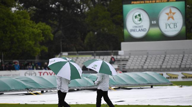 پاکستان بمقابلہ آئرلینڈ: کیا بارش کے بعد آج تاریخ رقم ہوگی؟