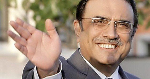 تحریک انصاف آصف زرداری کے خلاف نااہلی ریفرنس درخواست سے دستبردار