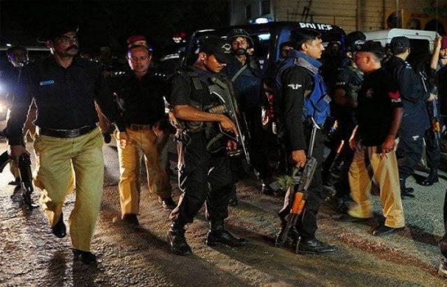 گجرات: سی ٹی ڈی کی کارووائی، 6 دہشت گرد ہلاک