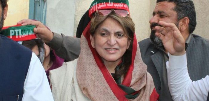 فوزیہ قصوری نے تحریک انصاف کی رکنیت سے استعفیٰ دے دیا