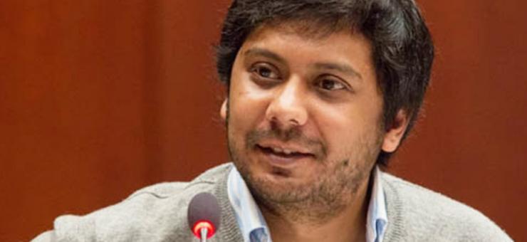 متنازع صحافی سیرل المیڈا کی بھارتی ہائی کمشنر سے ملاقات کا انکشاف
