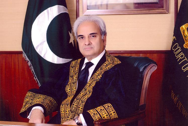 جسٹس(ر) ناصرالملک پاکستان کے نگران وزیراعظم نامزد